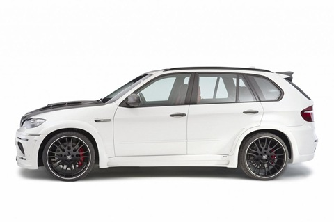 HAMANN Flash EVO M based on BMW X5 M 2