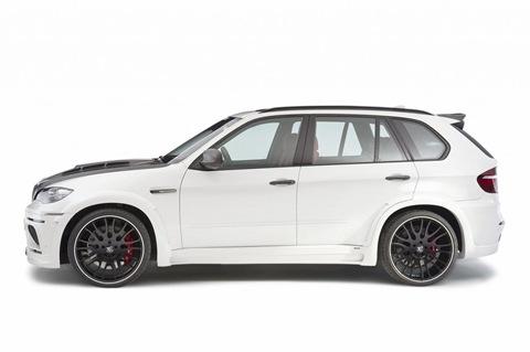 HAMANN Flash EVO M based on BMW X5 M 2