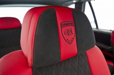 HAMANN Flash EVO M based on BMW X5 M 32