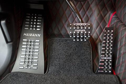 HAMANN Flash EVO M based on BMW X5 M  36