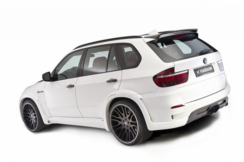 HAMANN Flash EVO M based on BMW X5 M 3