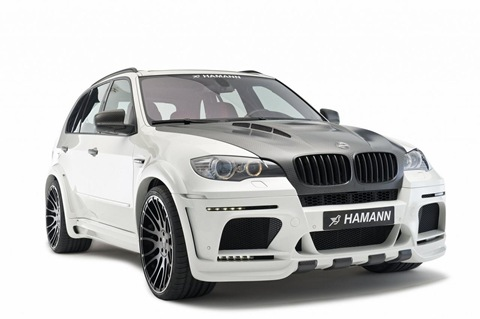 HAMANN Flash EVO M based on BMW X5 M 4