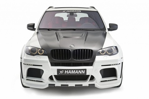 HAMANN Flash EVO M based on BMW X5 M 5