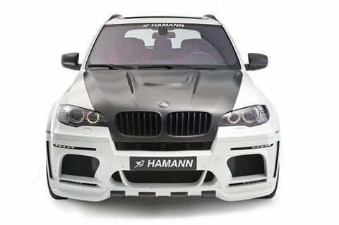 HAMANN Flash EVO M based on BMW X5 M 5
