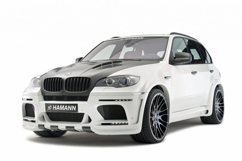HAMANN Flash EVO M based on BMW X5 M 6
