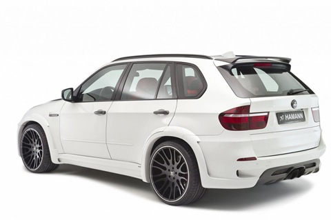 HAMANN Flash EVO M based on BMW X5 M 7