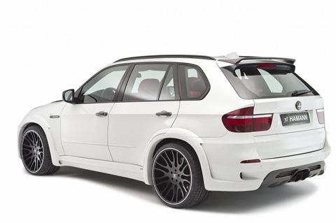 HAMANN Flash EVO M based on BMW X5 M 7