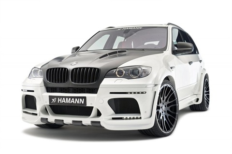 HAMANN Flash EVO M based on BMW X5 M 9