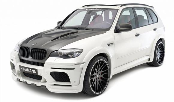 HAMANN Flash EVO M based on BMW X5 M