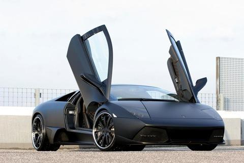 Lamborghini Murcielago Yeniceri Edition by Unicate 21