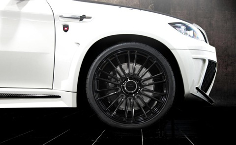 Mansory tunes the BMW X6 M 2