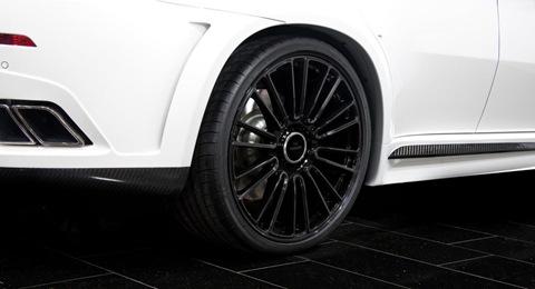 Mansory tunes the BMW X6 M 3