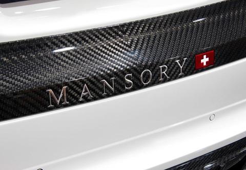 Mansory tunes the BMW X6 M 4
