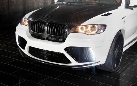 Mansory tunes the BMW X6 M 9
