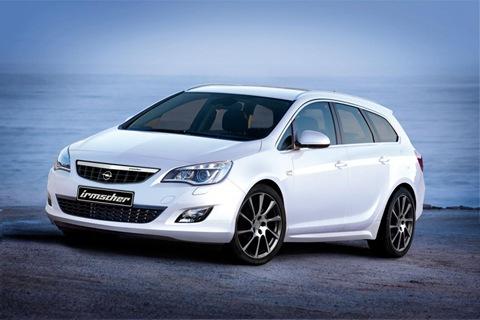 Opel Astra Sport Tourer by Irmscher 1