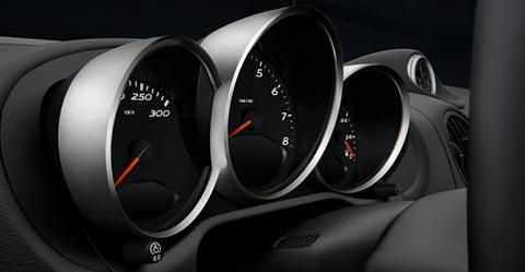 Porsche Cayman R 10