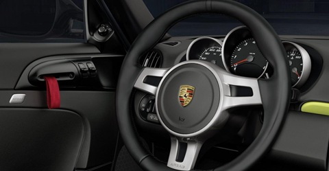 Porsche Cayman R 11