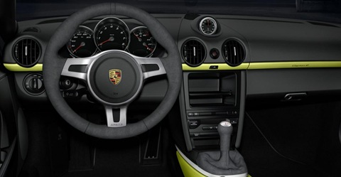 Porsche Cayman R 12