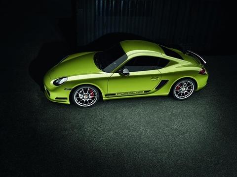 Porsche Cayman R 17