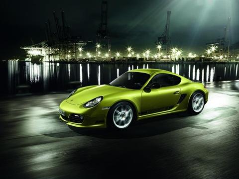 Porsche Cayman R 19