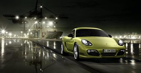 Porsche Cayman R 6