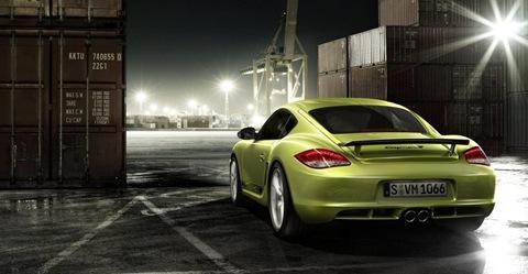 Porsche Cayman R 7