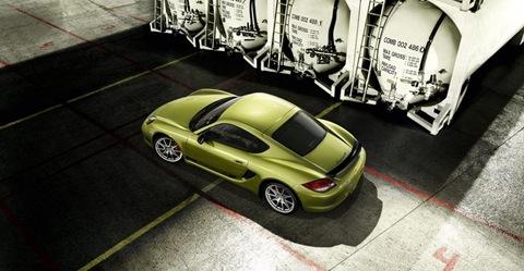Porsche Cayman R 9