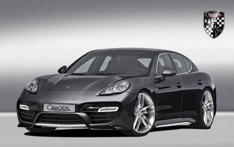 Porsche Panamera by Caractere Exclusive 10
