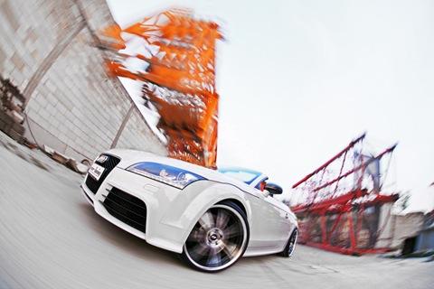 Senner Tuning Audi TT-RS3