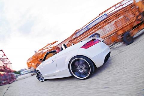 Senner Tuning Audi TT-RS4