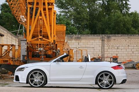 Senner Tuning Audi TT-RS7