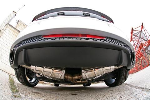 Senner Tuning Audi TT-RS8