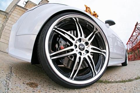 Senner Tuning Audi TT-RS9