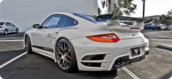 Vorsteiner Porsche 997 V-RT 4