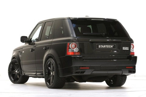 2010 Range Rover Facelift by STARTECH 2