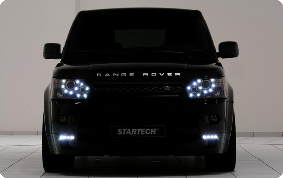 2010 Range Rover Facelift by STARTECH 3