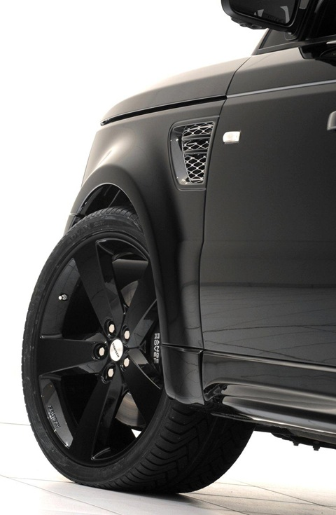 2010 Range Rover Facelift by STARTECH 4