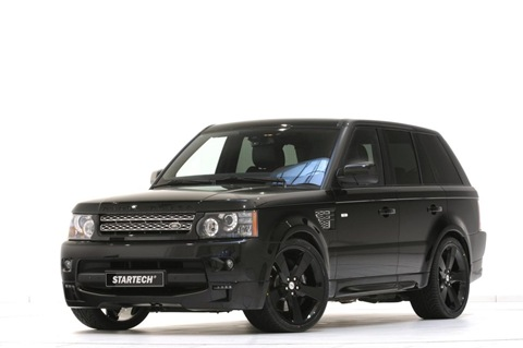 2010 Range Rover Facelift by STARTECH 7
