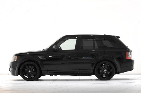 2010 Range Rover Facelift by STARTECH 8
