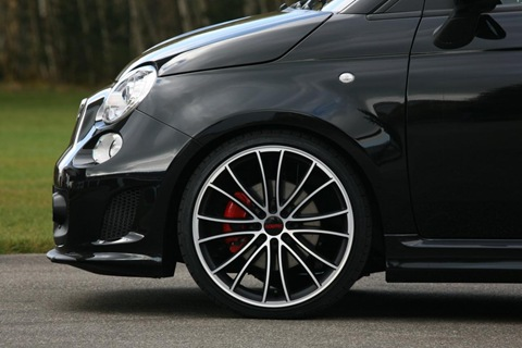 Abarth 500 by NOVITEC 4