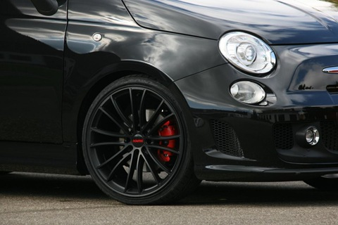 Abarth 500 by NOVITEC 8