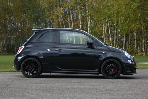Abarth 500 by NOVITEC 9