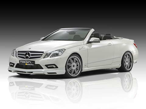 PIECHA-Mercedes-E-Class-Convertible-1