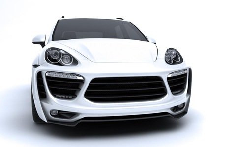 Porsche Cayenne Radical Star by Met-R 3
