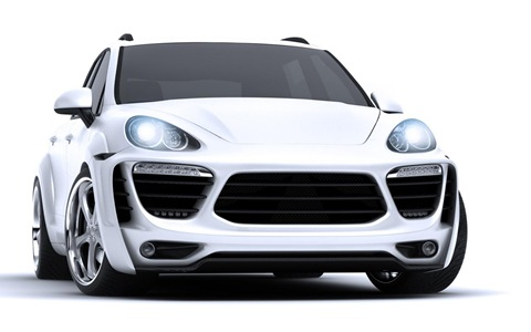Porsche Cayenne Radical Star by Met-R 4