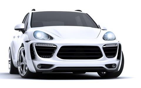 Porsche Cayenne Radical Star by Met-R 4