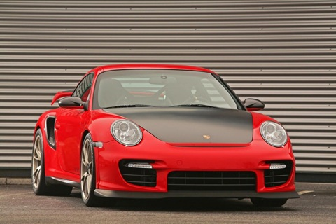 Porsche GT2 RS by Wimmer RS 1