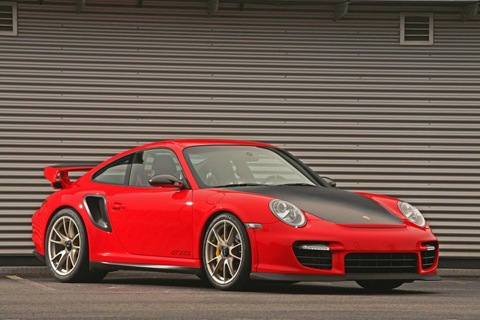 Porsche GT2 RS by Wimmer RS 2