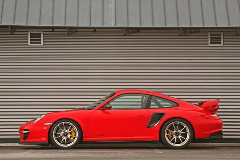Porsche GT2 RS by Wimmer RS 3