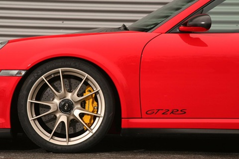 Porsche GT2 RS by Wimmer RS 4